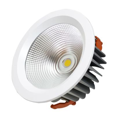 Downlight Spot LED COB Rond 40W Ø230mm