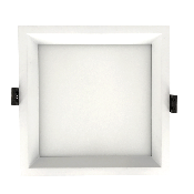 Downlight LED Spot Encastrable Carré 15W
