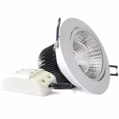 Spot Encastrable LED COB 11W 80° Orientable