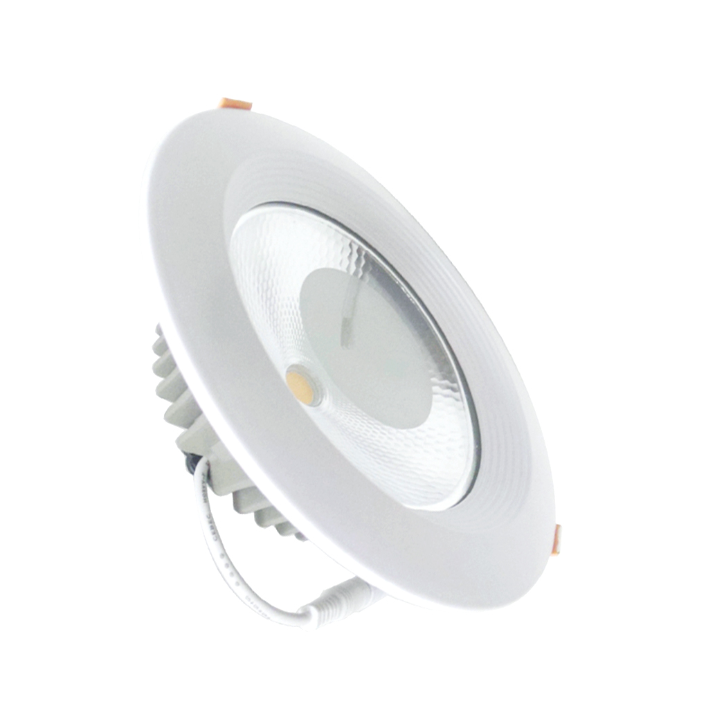 Spot LED Encastrable Rond Downlight 30W Ø223mm