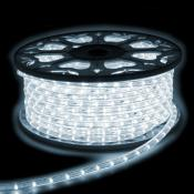 Guirlande LED 50M recoupable IP65 220V - Blanc Froid