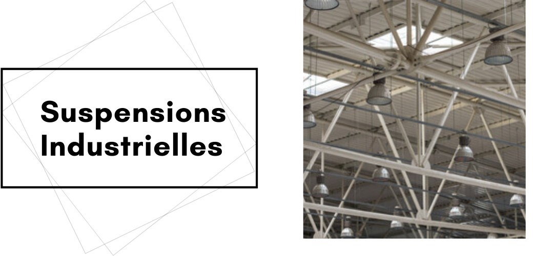Suspensions industrielles