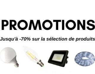 Promotions Silamp - Offres Spéciales