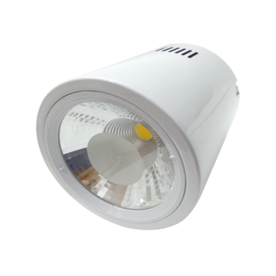 Spot LED en Saillie 25W COB Ø165mm