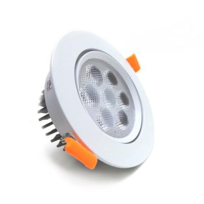 Spot Encastrable LED  7W 80° Orientable