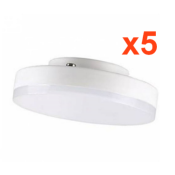 Ampoule LED GX53 7W (Pack de 5)