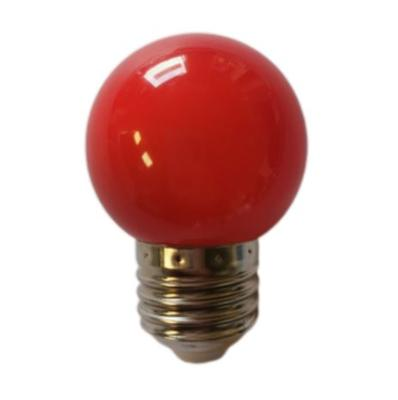 ampoule LED décorative de couleur rouge