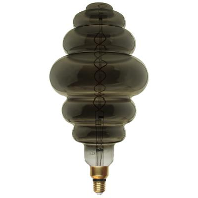 Ampoule LED E27 Filament Dimmable 8W LS200 Lampion SMOKE
