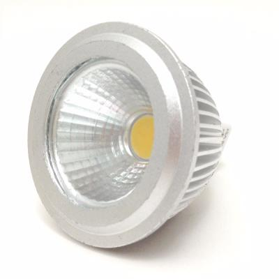 Ampoule LED GU5.3 / MR16 12V 5W COB 80°