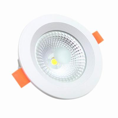 Spot LED Encastrable Plafond Rond 10W 120°