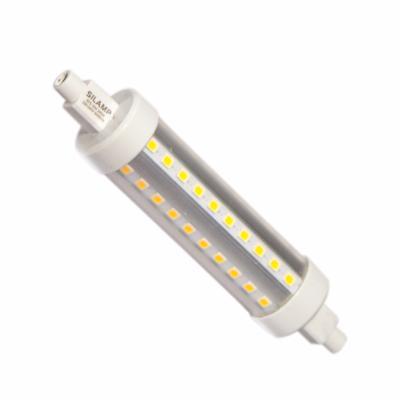 Ampoule LED R7S 118mm SMD2835 10W 220V 60LED 360°