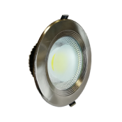 Downlight Spot LED COB Rond 15W Ø165mm