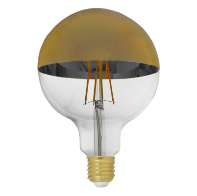 ampoule LED dimmable bronze