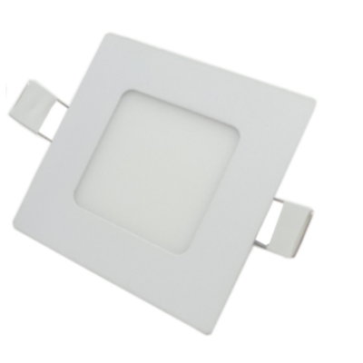 Downlight Dalle LED Extra Plate Carré 3W 120°
