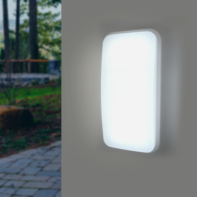Applique LED Murale 20W Rectangulaire IP65