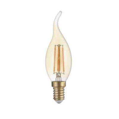 Ampoule LED E14 4W Flamme Filament Dimmable C35