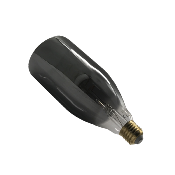 Ampoule LED E27 Filament Dimmable 4W Bouteille SMOKE