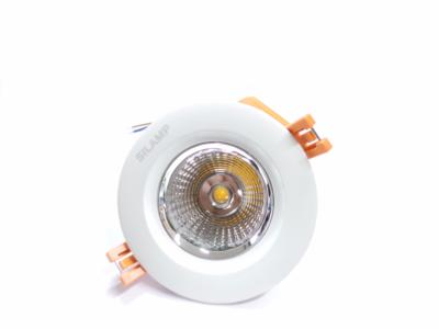 Spot Encastrable LED Rond COB 7W 80°