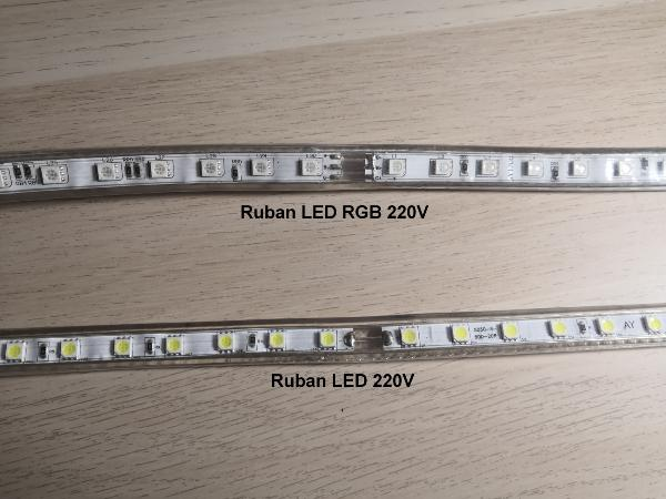 Comment Effectuer Le Branchement D Un Ruban Led 220v Silamp