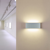 Applique murale LED  5W IP44 BLANC