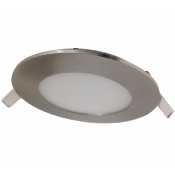 Spot LED Encastrable Rond ALU 6W