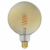 Ampoule LED E27 Filament Dimmable 6W G150 Globe
