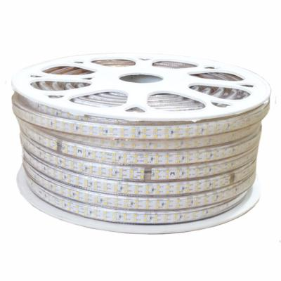 Ruban LED 220V Recoupable 50M Double Rangée IP65 2835 180LED/m