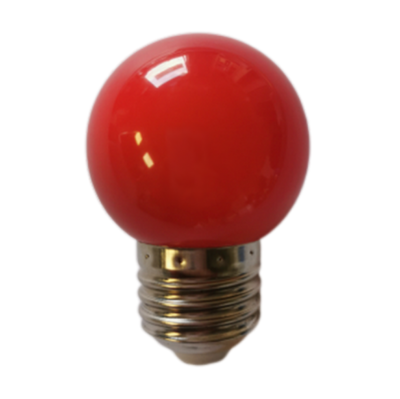 ampoule LED rouge