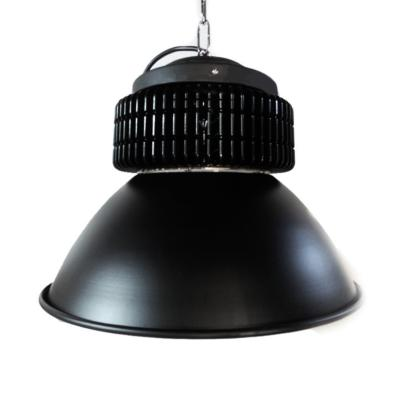 Cloche LED Industrielle 150W 120° NOIR