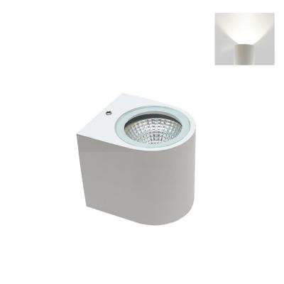 Applique Murale LED Design 3W IP44 BLANC