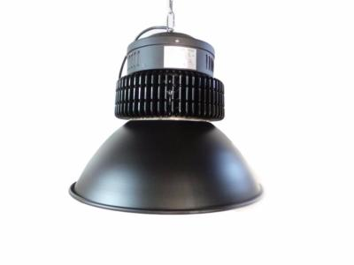 cloche LED industrielle noire