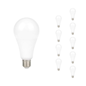 Ampoule LED E27 13W A60 220V 230° (Pack de 10)