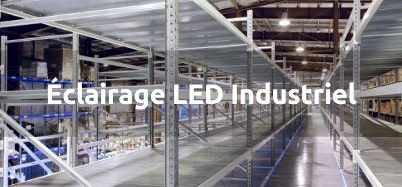 Silamp Eclairage LED industriel