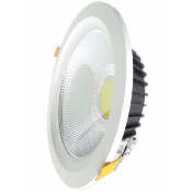 Downlight Spot LED COB Rond 40W Ø235mm